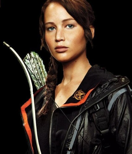 Character Breakdown: Katniss Everdeen – Barefoot Girl Writes | 427 x 500 jpeg 46kB
