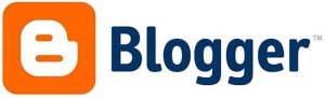 Image of Blogger's Logo