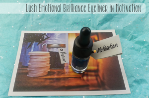 Lush Emotional Brilliance Eyeliner in Motivation