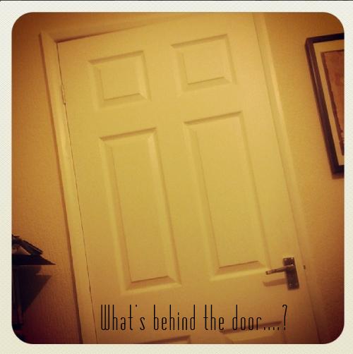 Writing Prompt Door