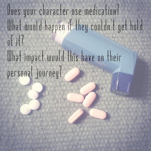 Writing Prompt Medication2